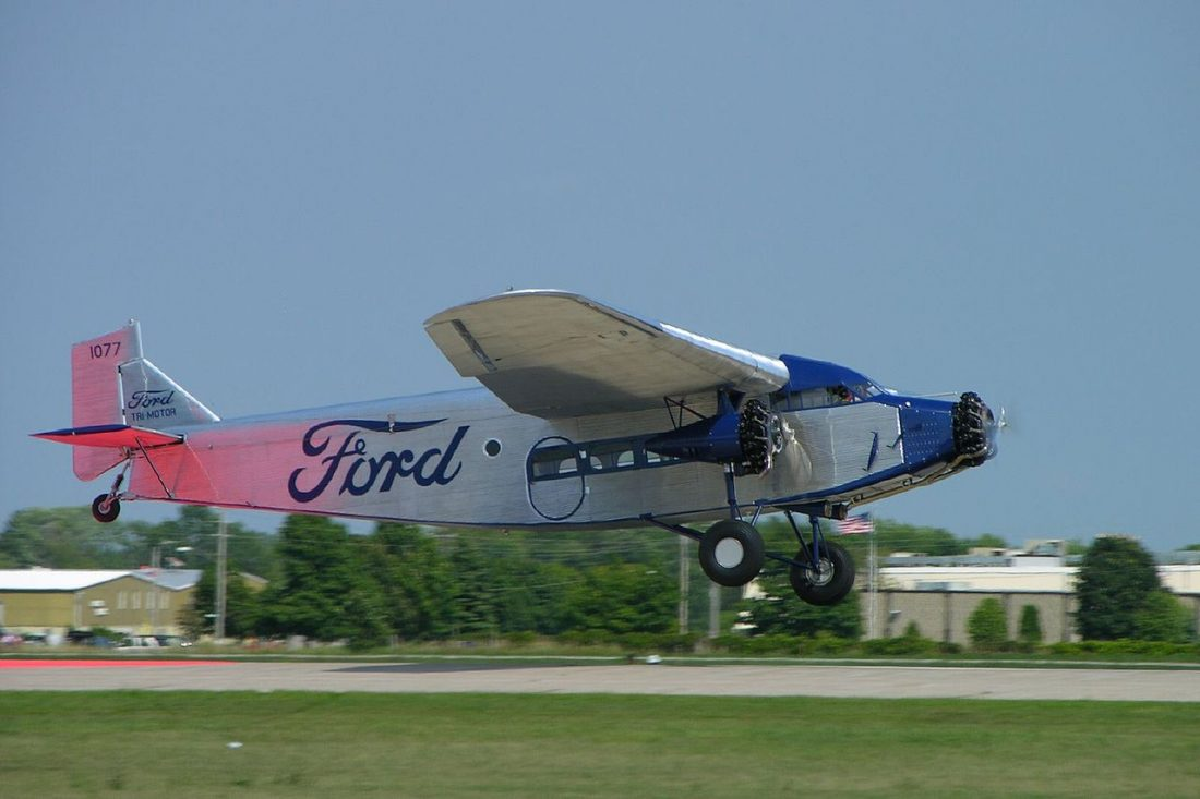 Ford Trimotor: World's First Modern Airliner