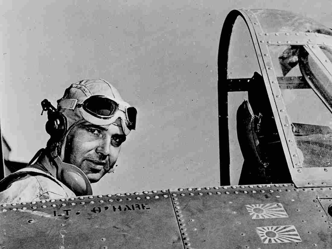 Lt. Edwin O'Hare | WWII Naval Aviator