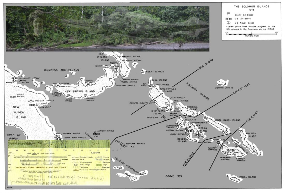 Is Amelia Earhart's Electra in Papua New Guinea?