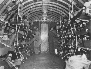 ATC C-54 litters