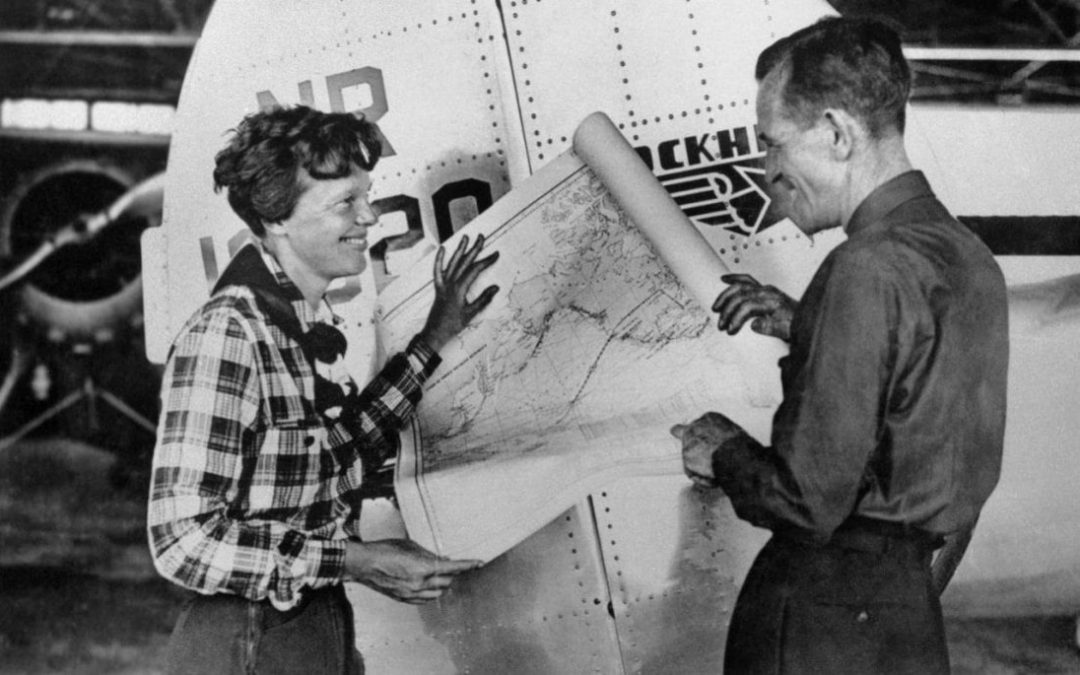 Plane Sight – Searching For Amelia Earhart